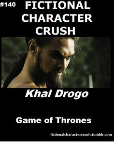 khal drogo for real...