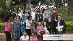 Otras sedes de UNIMINUTO también asistieron a este encuentro.