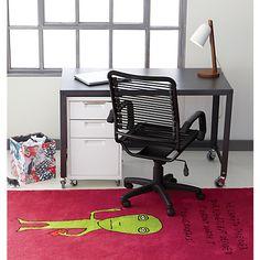 go cart carbon desk in office furniture cb2 cb2 office