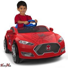 Electric Cars For Kids To Ride 6v Speed Ride On Children Boys Drive Toys Games
