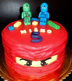 torta, cake lego