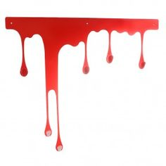 Drop (XL, Red)  #design #decor #elegance #hook #beauty #Nisha #desado.com