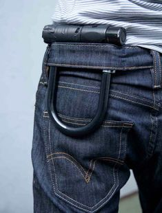 Levi's Commuter Series. for @Lois Grove-  Looking for a pair here in Thailand.......hmmm.  Clinton already has the U Lock!