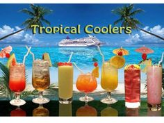 Tropical Coolers