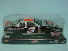 Winner's Circle Winston Cup Series Dale Earnhardt #3 Monte Carlo Signed Larry McReynolds