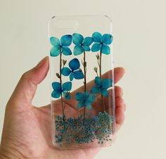 iphone 6 case pressed flowers iphone 6 plus cases by FlowerCases $13.99
