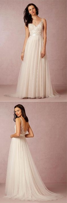 Persiphone Gown from WTOO by Watters|BHLDN Spring 2015