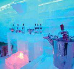 Ice bar Amsterdam. Design by Studio Jan des Bouvrie  #ontwerpstudio #designstudio #ontwerp #design #icebar