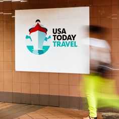 USA TODAY - Reimagining a news pioneer   Wolff Olins