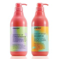 Eva NYC Shampoo & Conditioner Set This stuff smells so clean and leafy my hair soft and silky and very clean feeling! I love it!❤️