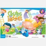 Hasbro Chutes & Ladders Game