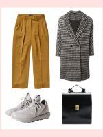 How To Take Your Gym Look To The Office #refinery29  http://www.refinery29.com/how-to-wear-athletic-clothes#slide-3  The workout: Rowing The gear: The high-performance top...