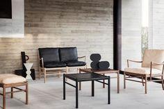 Deens design van Carl Hansen & Søn is om verliefd op te worden! #design #danish #carlhansenandson #|OW149chair