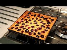 Plum tart (with sweet crust pastry and almond cream) - http://www.bestrecipetube.com/plum-tart-with-sweet-crust-pastry-and-almond-cream/