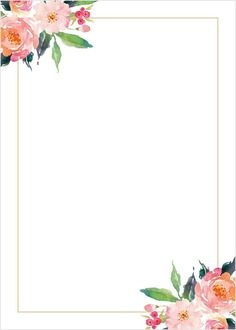 Baby Shower Invitation Background Fresh Standing Ovation Foil Wedding Invitations In 2019 Wedding Invitation Background, Foil Wedding Invitations, Wedding Background, Floral Invitation, Background Vintage, Shower Invitation, Flower Backgrounds, Wallpaper Backgrounds, Watercolor Clipart