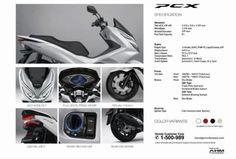 All New Honda PCX 150 Produksi Lokal, datang dengan memboyong Fitur se abreg