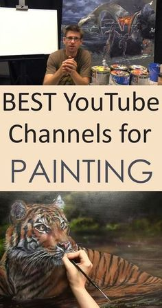 Drawing and painting tutorials by some of the best instructors online. Drawing and painting tutorials by some of the best Painting & Drawing, Canvas Painting Tutorials, Music Painting, Acrylic Painting Lessons, Acrylic Painting Techniques, Painting Videos, Art Techniques, Matte Painting, Drawing Tips
