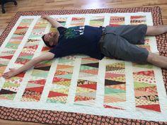 Alan's First Quilt,  Missouri Star Quilt Co.
