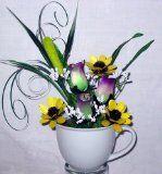 Teacup Flower Arrangement ideas