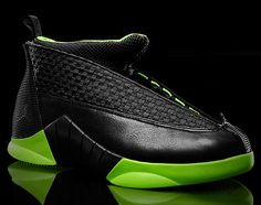 huge selection of 6c821 adc53 Days of Flight  Air Jordan XV  Speed of Sound