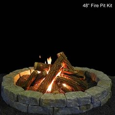 outdoor gas fireplace logs. Fire Pit Ceramic Gas Log Set Wilderness Charred Outdoor Logs  30
