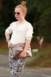 CaroS Fashion FUN and DIY: Neuer Look - s.Oliver und name it