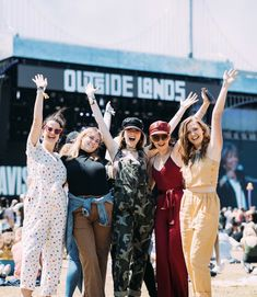 """Outside Lands on Instagram: """"Planning our outfits for #OutsideLands 2020. . . . (📸: @betsnewman) #MusicFestival #Fest #Fashion #California #SanFrancisco"""" Outside Lands, Scenery Photography, The Outsiders, California, Outfits, Instagram, Dresses, Fashion, Vestidos"""