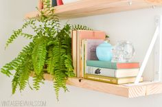 Simple DIY Shelves (AKA The Project That Cost Me 3x More and a New Windshield…)