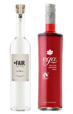 Kick off your weekend with this delicious Egatini recipe: 4 parts Ega, 1 parts FAIR. Quinoa Vodka, part freshly squeezed lime juice! Recipe 4, Recipe Using, Lime Juice, International Recipes, Fair Trade, Quinoa, Vodka, Bottle, Drinks