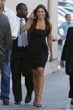 "Sofia Vergara in Sofia Vergara on ""Jimmy Kimmel Live"""