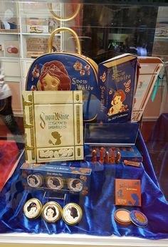 Besame Snow White Cosmetic Collection launched at D23 Expo 2017