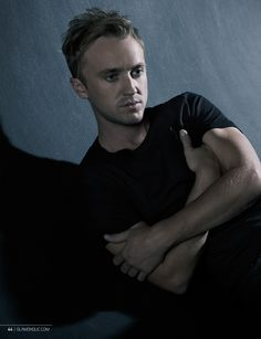 Glamoholic.com   Exclusive Interview - Tom Felton on 'Belle', 'Murder In The First' and Positive Influences!