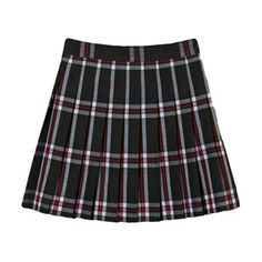 Sequoia Plaid Skirt