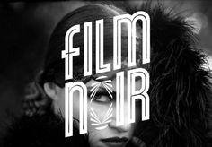Film Noir by Patrick Seymour, via Behance