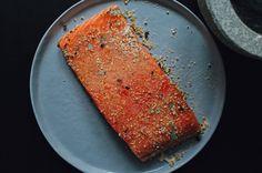 Lachs selbst beizen: Für Osterbrunch, an Karfreitag & jederzeit, Lachs mit Beize