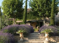 This heavenly escape, La Bastide de Marie, is located in Menerbes, France of the Provence Region.
