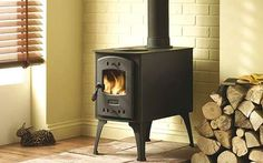 Choose a stylish, environmentally-friendly stove that will bring a warm glow   to your home.
