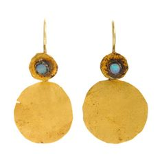 Judy Geib Bi-Polar Earrings