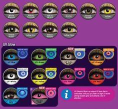 Llega #Halloween reserva tus lentillas de fantasía en #Madrid http://www.imagenopticos.com/blog/entry/lentillas-de-fantasia-para-halloween
