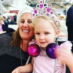 IF YOU CAN BE A PRINCESS... . Well if you cant be a real princess when youre 3 then the world is kinda fd  Nana was persuaded to purchase a ballerina outfit and obviously Amelias been taking tips from Pat Butcher on the jewellery front  . Of course the difficulty has really presented today now that Wills has spotted the crown and has decided ITS HIS!