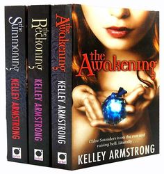 The Darkest Powers Trilogy - Kelley Armstrong