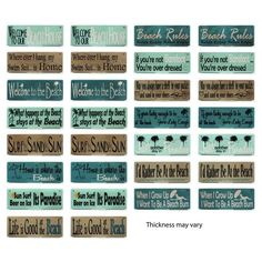 Coastal Living Rooms Archives - Home Style Corner Beach House Signs, Beach House Decor, Home Signs, Beach Signs Wooden, Diy Wood Signs, Beach Rules, Driftwood Beach, Carved Wood Signs, Coastal Living Rooms