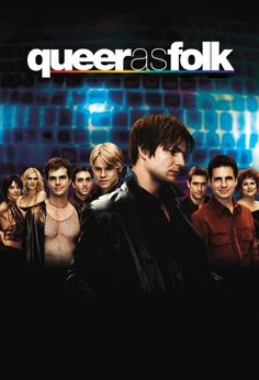 Queer As Folk/ love is an understatement when it comes to how I feel about this show.