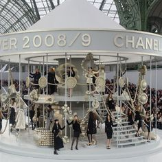 Chanel Carousel, Fall 2008    let's play