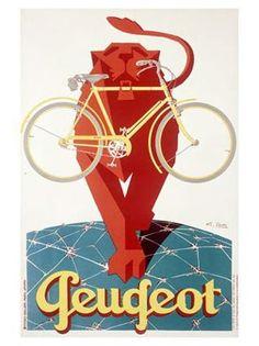 Peugeot fiets