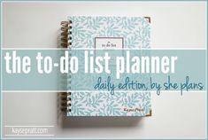 The Ultimate Planner Review 2016 - KaysePratt