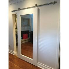 Closet doors are crucial, yet commonly forgotten about when it concerns room decoration. Create a makeover for your space with these closet door ideas. It is required to produce one-of-a-kind closet door ideas to enhance your home decoration. Interior Sliding Barn Doors, Sliding Doors, Entry Doors, Wood Doors, Patio Doors, Door Hinges, Garden Doors, Front Entry, Mirrored Barn Doors