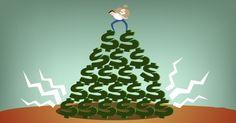 Aprenda a diferença entre uma empresa legítima de Marketing Multinível e uma Pirâmide Financeira.