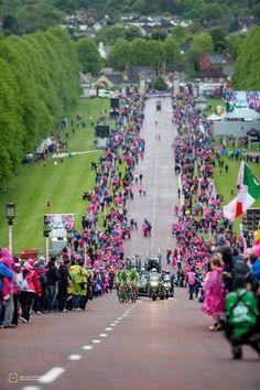 Giro d'Italia in Ireland