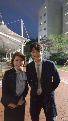 "160510 #Minho - ""Grandmother Gye-Choon"" VIP Premiere"